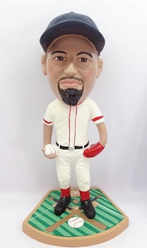 Baseball Player Standing Bobble Head | Gift Ideas For Men