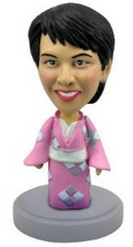 Custom Bobble Head Chinese Dress | Gifts For Women
