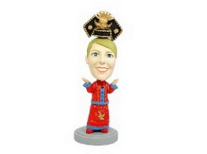 Custom Bobble Head Fancy Dress Female | Gifts For Women