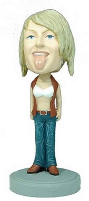 Redneck Women custom bobblehead doll
