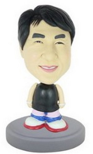 Very Mini bobblehead4-5 inches