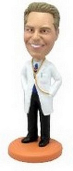 Doctor Custom Bobble Head | Gift Ideas For Men