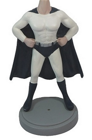 Muscle super hero custom bobblehead doll