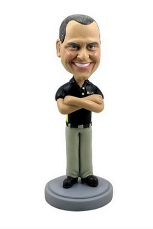 Man With Hands Crossed 3 Custom Bobble Head | Gift Ideas For Men