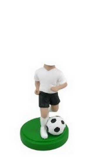 Soccer Custom Bobble Head 2 | Gift Ideas For Men