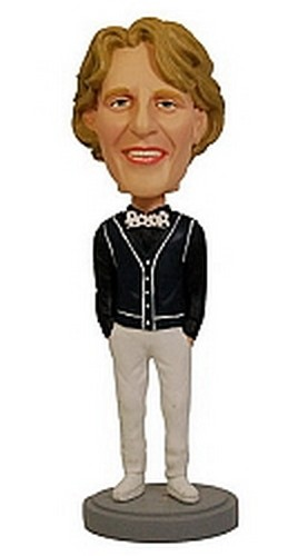 Bowtie Custom Bobble Head | Gift Ideas For Men