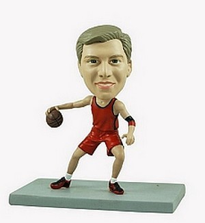 Basketball Champ Custom Bobble Head | Gift Ideas For Men