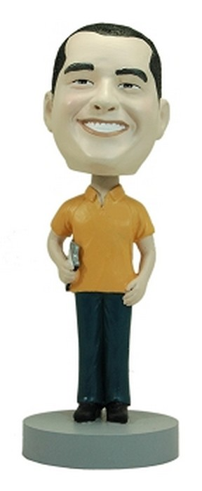 Male Coach Custom Bobble Head 1 | Gift Ideas For Men