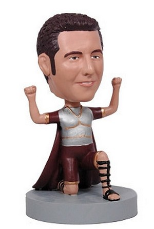 Spartan Custom Bobble Head | Gift Ideas For Men