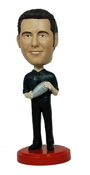 Bartender Custom Bobble Head | Gift Ideas For Men
