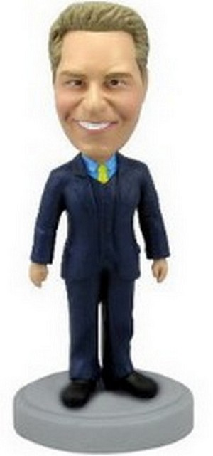 Custom Bobble Head Executive | Gifts For Employees