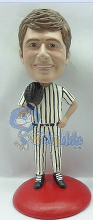 Baseball Player Custom Bobble Head 8 | Gift Ideas For Men